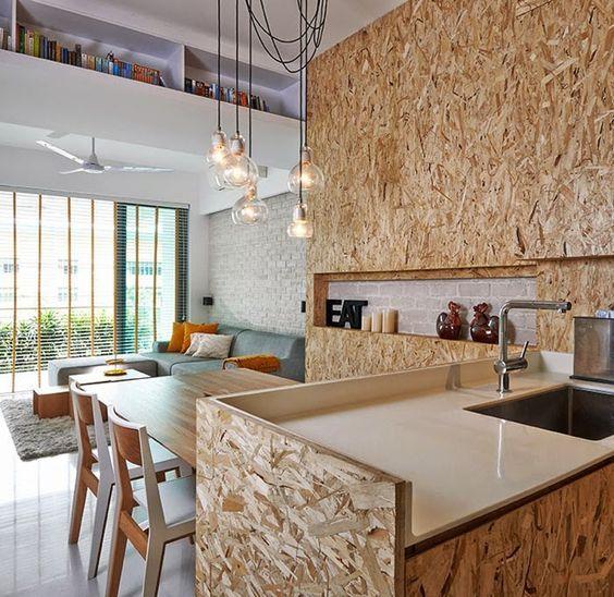 madera muebles tendencia